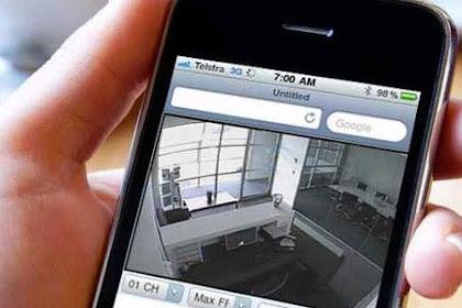 Buat Smartphonemu Semakin Canggih, Inilah Cara Memanfaatkan Smartphone mu Menjadi CCTV