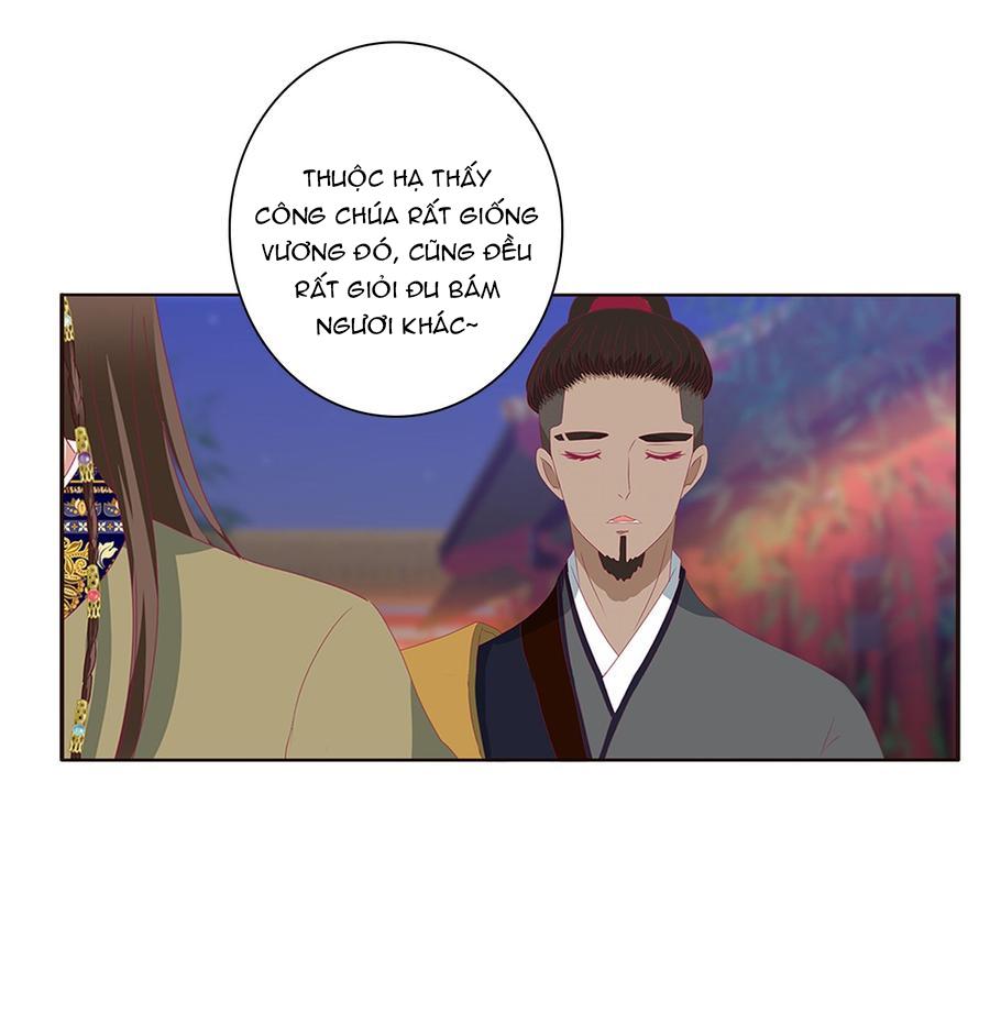 Thông Linh Phi Chapter 532 - Trang 22