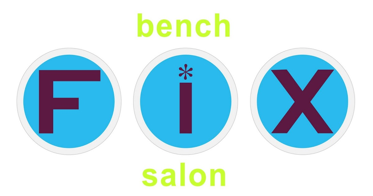 Bench  Fix  Salon Haircut  Patches Of Life