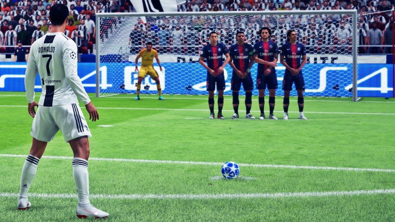 Rzut wolny FIFA 22