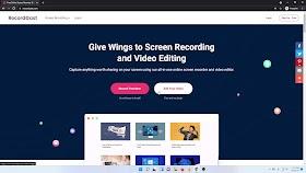 Recordcast, Rekam Layar Komputer Dengan Google Chrome