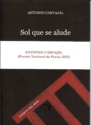 Alfonso Canales y Antonio Carvajal, y sus dos primicias editoriales. Ancile