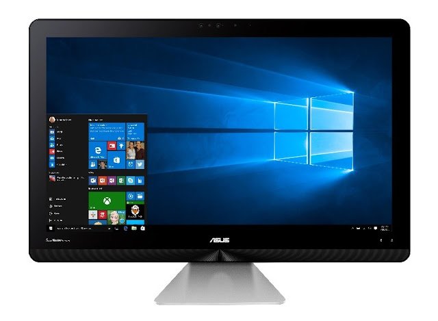 PC Desktop ASUS Zen All in One