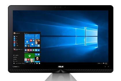 ASUS Zen All in One ZN241, PC Desktop Premium berkinerja Mumpuni