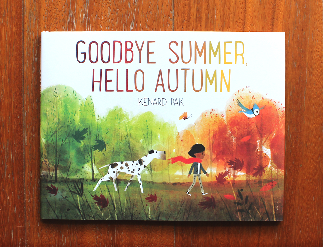 "Pandagun Blog: ""Goodbye Summer, Hello Autumn"" Pub Day!"
