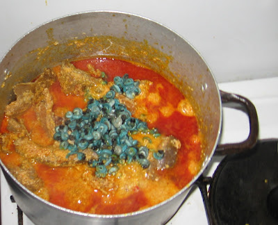 Cooking egusi (melon) soup with step by step photos 06