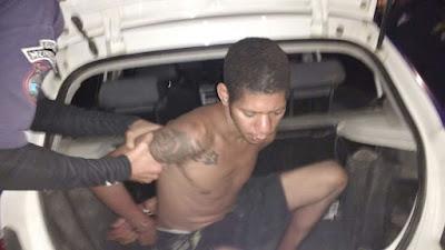 Homem é preso acusado de agredir a própria mãe em Miguel Calmon