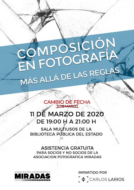 Composición en Fotografía - Más allá de la reglas