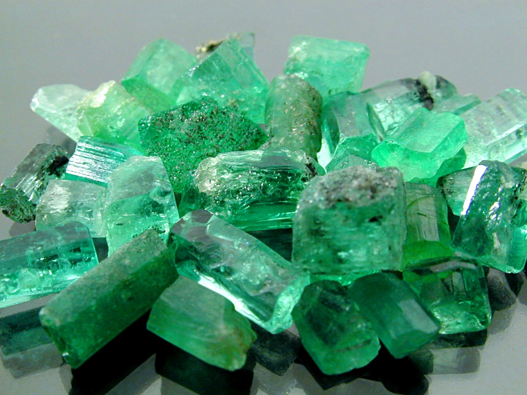 Where Can You Find Emerald Crystals In The Usa