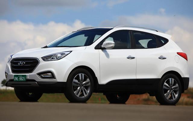 Hyundai ix35 Flex 2017