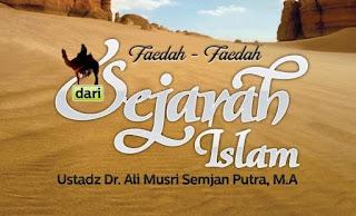 Sikap Kita Terhadap Perselisihan Muawiyah dengan Para Sahabat