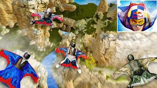 لعبة Red Bull Wingsuit للاندرويد (جرافيك عالي)