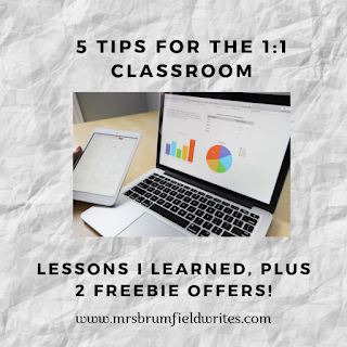 5 tips for 1:1 device classrooms