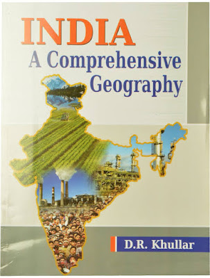 India A Comprehensive Geography By DR Khullar Book, indian geography, geography, wbcs, wbcsguruji