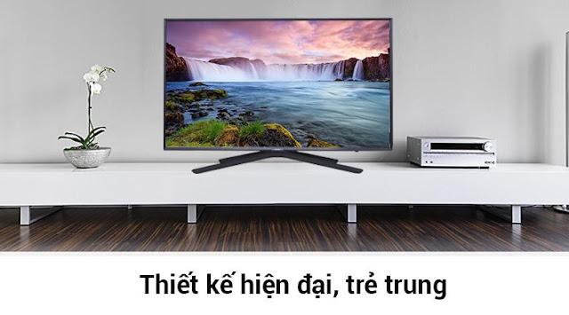 Smart Tivi Panasonic 4K 49 inch TH-49FX500V