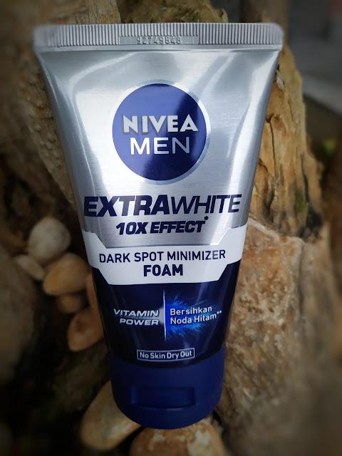 Nivea Men Extra White, Solusi Praktis Untuk Pria Mengatasi Masalah Kulit Wajah