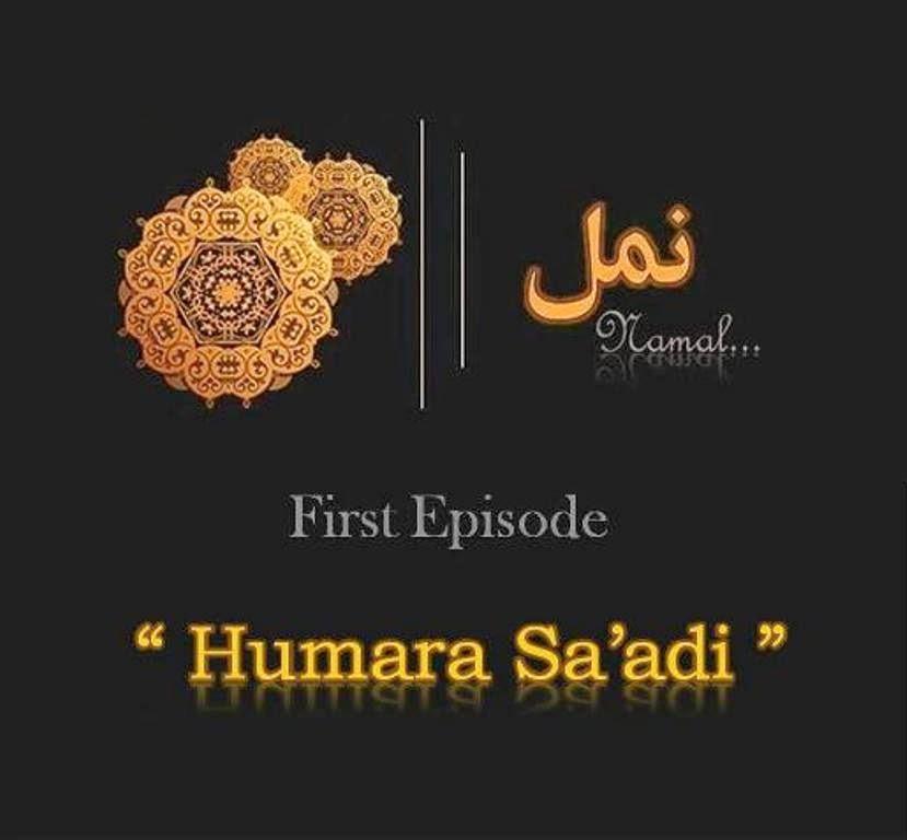 Nimra Ahmed's New Novel Namal In Khawateen Digest