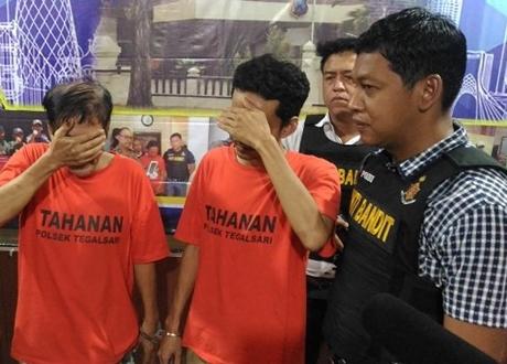 Waduh, Bapak dan Anak Kompak Masuk Penjara karena Pukuli Janda hingga Babak Belur