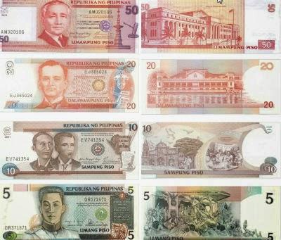 Latest forex rates philippines
