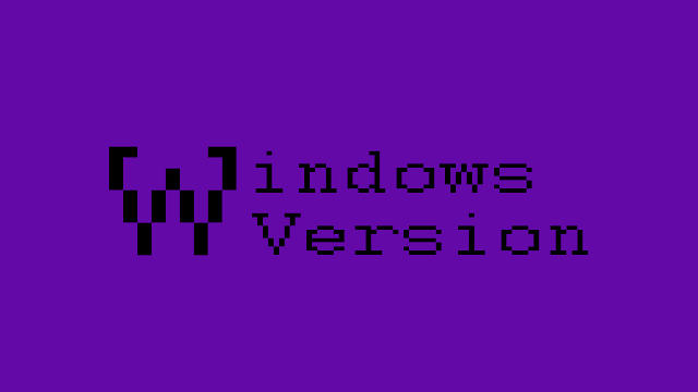 Deteksi Windows OS Version Dengan Delphi
