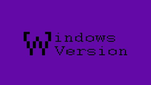 Deteksi Windows OS Version Dengan Delphi