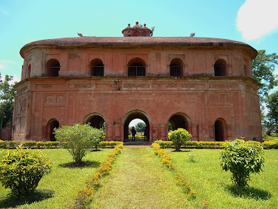 Picture of Rang Ghar, located in Sivasarar