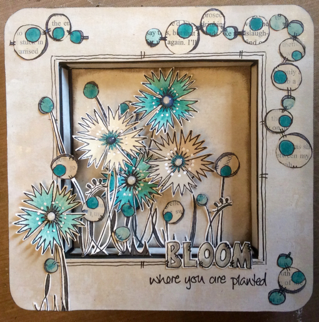 JOFY Stamps Clare Charvill Paperartsy