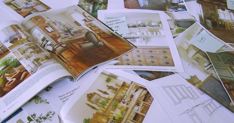 A joyful cottage planning our new cottage and cottage style magazine - The writers cottage inspiration by design ...