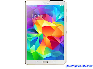 Cara Flashing Samsung Galaxy Tab S 8.4 (WiFi) SM-T700