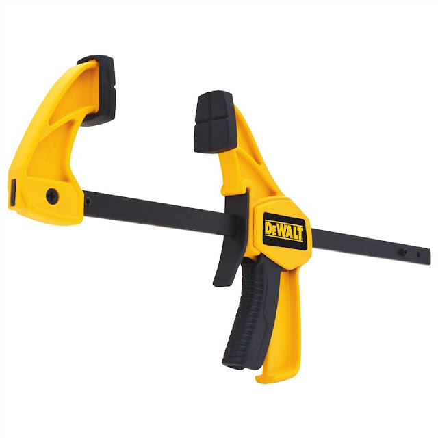 "Dewalt DWHT83191 4-1/2"" Small Trigger Clamp"