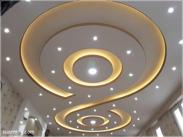 ديكورات جبس اسقف راقيه 2020 12 | High-class Gypsum Ceiling 2020 12