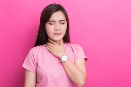 Cara Mudah Meredakan Radang Tenggorokan Tanpa Obat