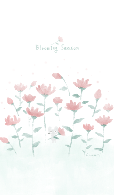 Hey Bu!-Blooming Season