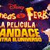 [Español Latino] Phineas y Ferb, la película: Candace contra el universo
