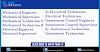 Mechanical Engineer/Mechanical Supervisor/Mechanical Technician/Electrical Engineer/Electrical Supervisor/Instrument  Engineer/Instrument Supervisor/Instrument Technician