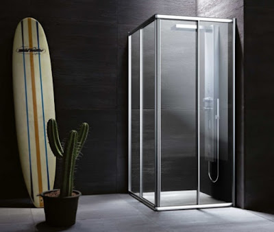 Features Installation of shower
