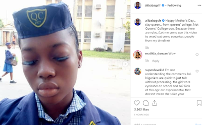 Alibaba Reacts As Mother Of Queens College Student Who Fixed Lashes Attacks School Security