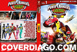 Powers Rangers Dino Supercharge Vol.1 Roar