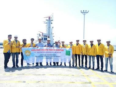 Kunjungan Industri PT Indonesia Aluminium (INALUM)