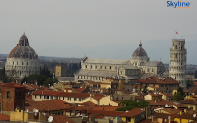 câmeras ao vivo da italia