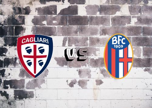 Cagliari vs Bologna  Resumen