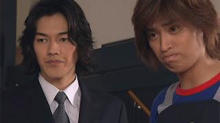 Hikawa and Shouichi