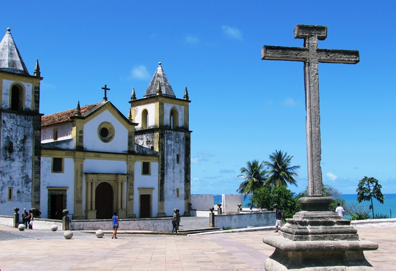 Alto da Sé, Catedral de Olinda