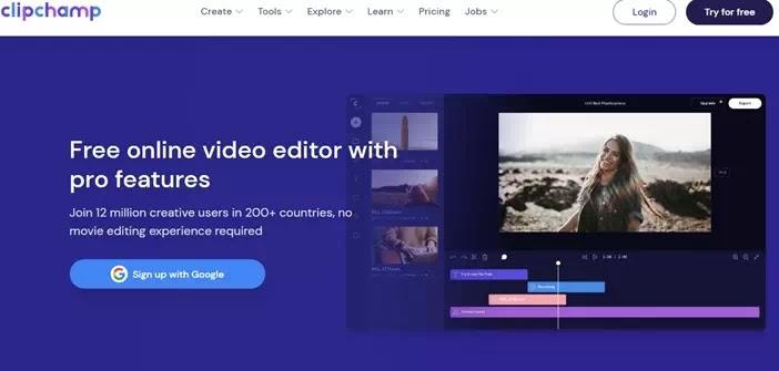 Editor Video Online Tanpa Watermark Gratis Terbaik-1