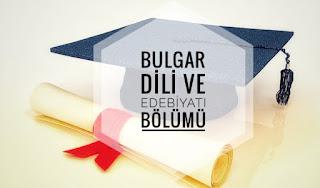 Bulgar Dili ve Edebiyatı Bölümü Nedir Ne İş Yapar İmkanları Maaşları