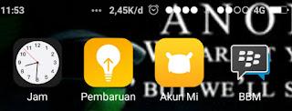 2 Cara Upgrade Versi MIUI pada Hp Xiaomi semua Type