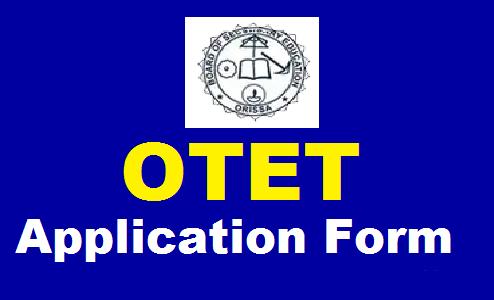 bse odisha otet application form