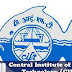 CENTRAL INSTITUTE OF FISHERIES TECHNOLOGY