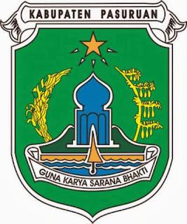 Simbol Kabupaten Pasuruan Jawa timur - Layanan Sedot WC Murah di Pasuruan 0822-2819-9997