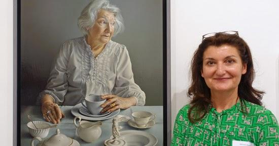 VIDEO Interview with Miriam Escofet, BP Portrait Award Winner 2018